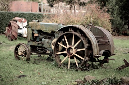 Old Tractors 3