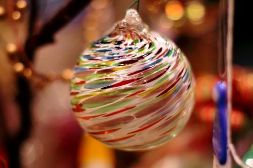 Wonderful Glass Ornaments