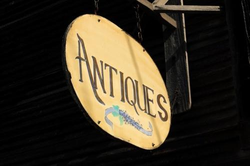 Old Antique Sign