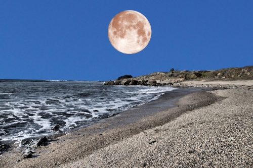 Big Moon Tonight