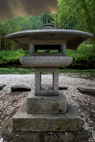 Kanjuji Lantern