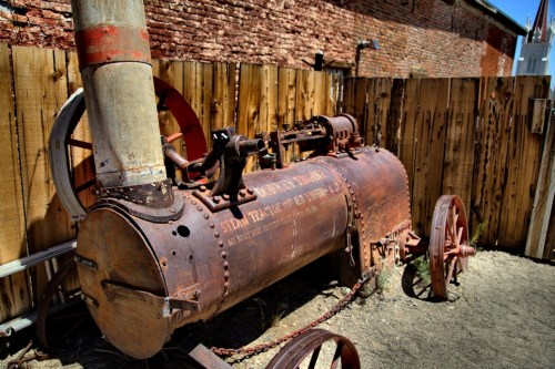 Donkey Engine