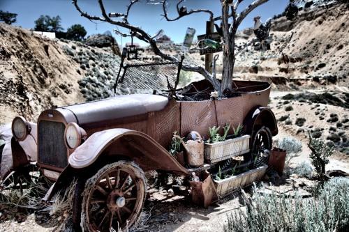Old Car Art