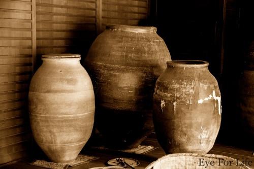 Japanese Tea Urns