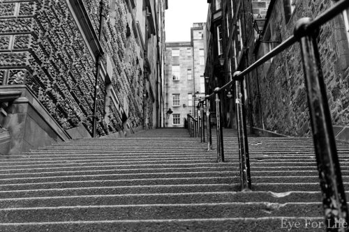 Warristons Close in Edinburgh Scotland