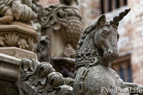 Wonderful Stone Unicorn
